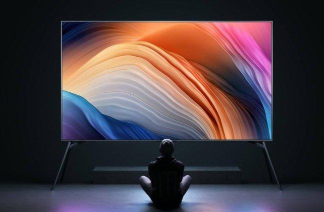 """相同的价格买更大更好的 巨幕Redmi智能电视MAX 98""""全渠道开售"""