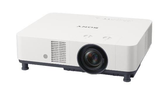 索尼推出两款新型小型化高画质激光投影机