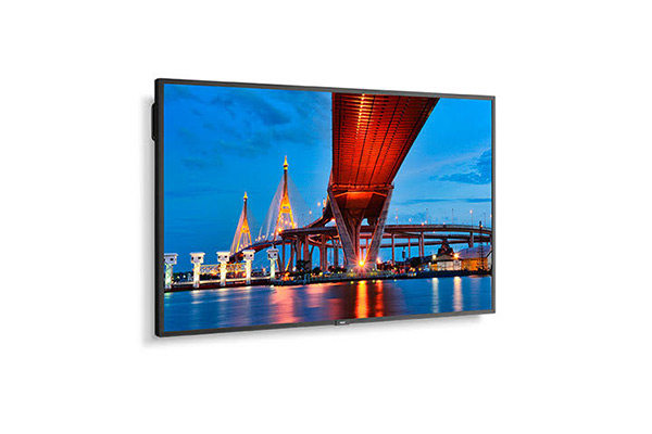 夏普/NEC推出新款大尺寸MultiSync ME数字标牌显示器