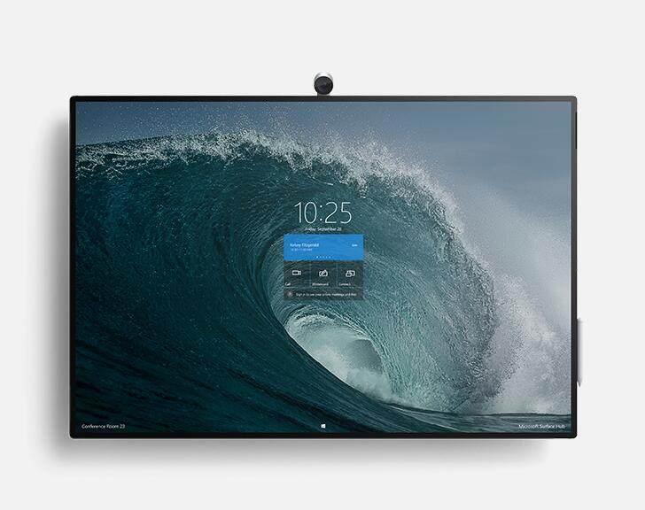 微软Surface Hub 2S在中国市场开启预售 价格72088元