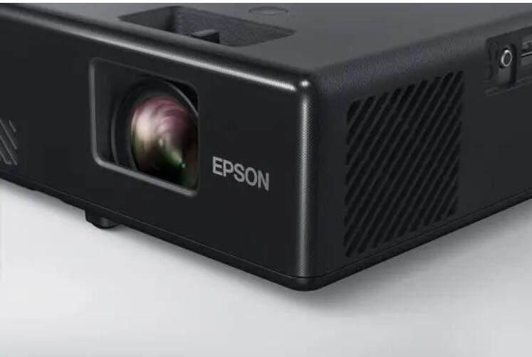 爱普生推出全球最小的3LCD激光投影机 重约1.2kg