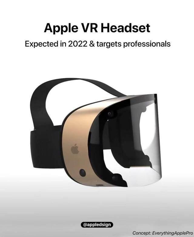 苹果或于明年推出VR显示设备,首款定位高端