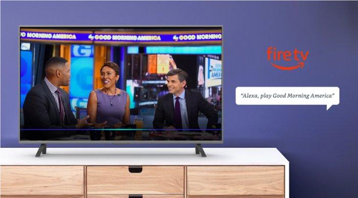 亚马逊Fire TV扩展直播电视功能并加入Alexa支持