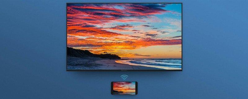智能电视怎么投屏手机