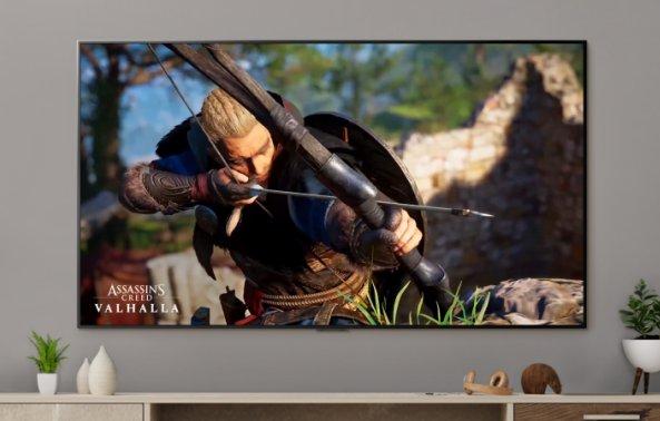 高配玩家首选,LG OLED C1重新定义游戏电视