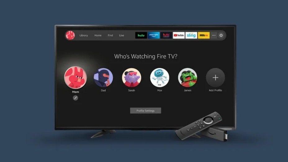 亚马逊Fire TV发布重要更新:将采用全新的主屏幕界面