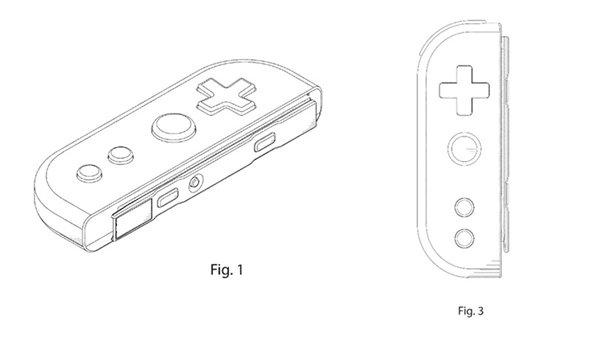 任天堂NS手柄新专利曝光:3DS同款Circle Pad摇杆