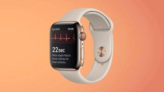 Apple Watch能检测新冠病毒?苹果公司已启动研究