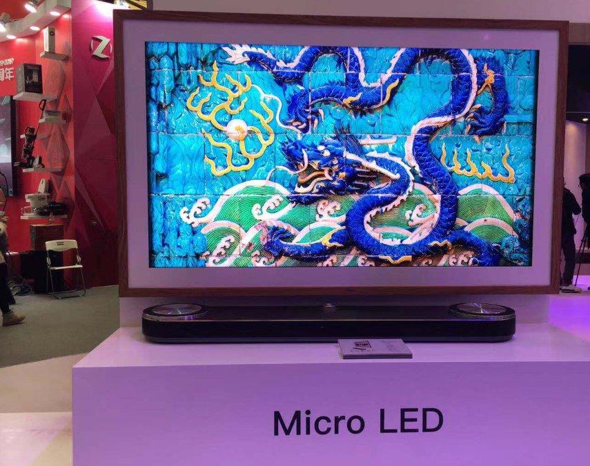 三星将扩产Micro LED电视 或在2021年年底推出三大尺寸