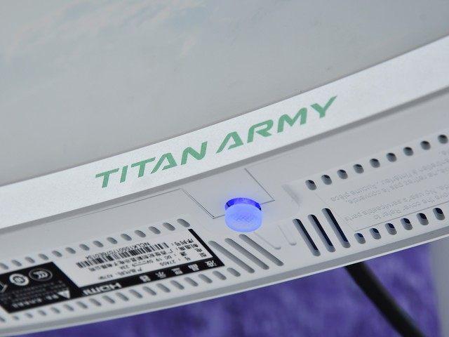 泰坦军团A27QH评测:游戏还是弯点好