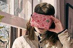 为了让VR头盔摆脱