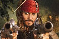 《加勒比海盗5:死