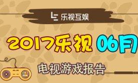 乐视互娱TV游戏6月