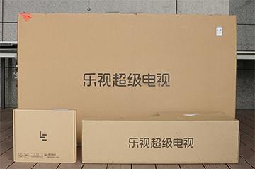 65英寸分体电视:第4代乐视超级电视 Max65开箱视频