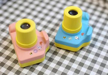 【当贝开箱】搜米儿童相机 给孩子看世界的新视角