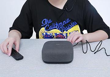【当贝开箱】天猫精灵魔盒开箱视频 阿里全新黑科技产品