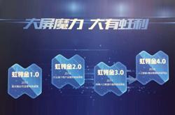 【图文直播】长虹成立虹魔方公司暨红领金4.0发布会