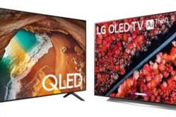 QLED与OLED电视有什