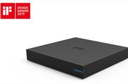 中兴发布新款8K盒