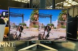 TCL华星于UDE2020上展示了240Hz高刷新率平板显示屏