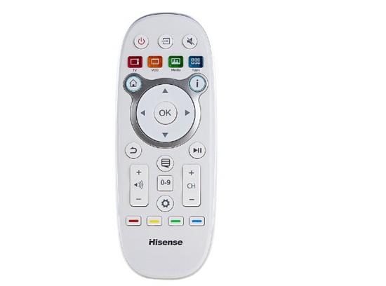 海信电视遥控器怎么对码