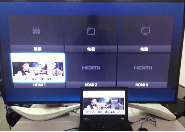 乐视超级电视连接怎么电脑