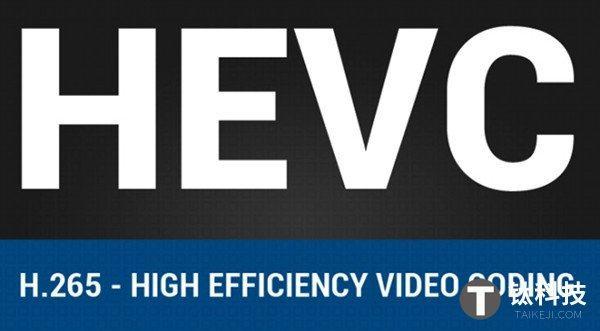 h.265/HEVC是什么?H.265/HEVC编码技术解析-百科揭秘 头条 第1张