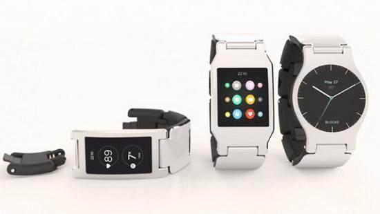 给你自由体验 Blocks手表领衔三款智能设备推荐「智能产品」