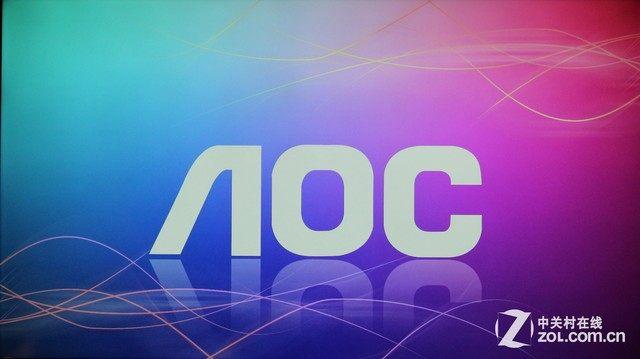 4K屏幕+杜比声效 AOC 50吋液晶电视首测