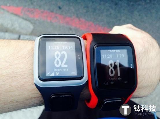 心率监测出色 TomTom最新智能跑步手表体验评测「智能产品」