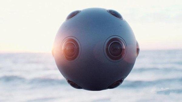 新业务 诺基亚虚拟现实摄像机OZO将发布「智能产品」