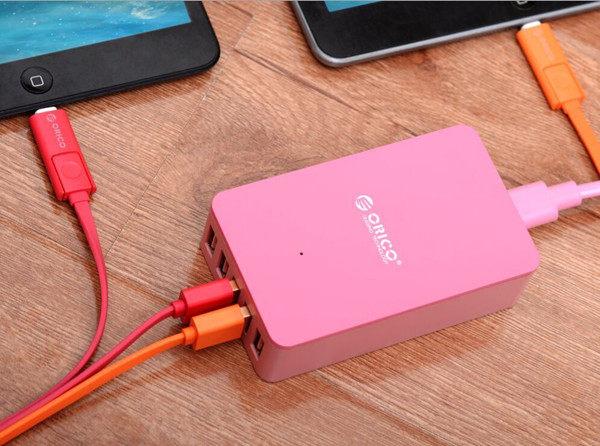 不是谍照, ORICO粉色充电器真机来了