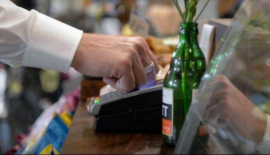 Kerv智能支付戒指 通过NFC的方式代替信用卡
