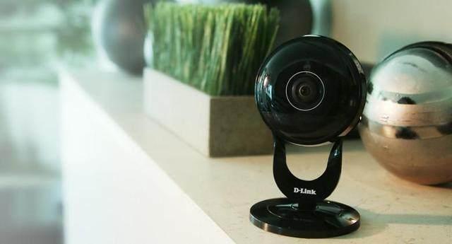 D-Link推出两款全新超广角安全摄像头「智能产品」