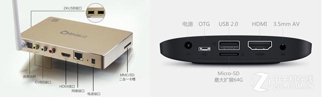 「芒果嗨Q H6 VS H7、小米盒子3增強版」的圖片搜尋結果