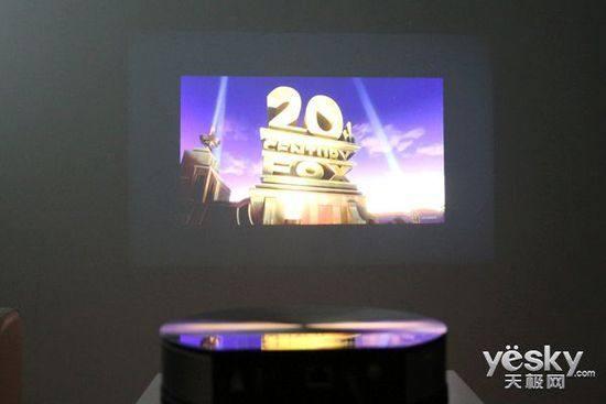看巨幕电影神器:海尔小帅UFO电影机评测 好物评测 第16张