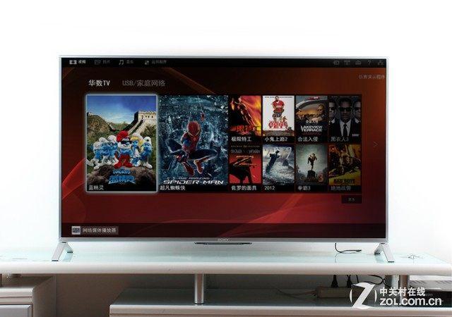 4K+醇音技术 索尼55X8000B电视中文首测