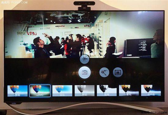 让电视变得好玩 乐视3D体感摄像头体验