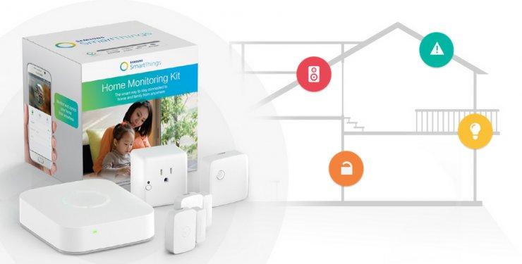 智能家居开放平台 三星让电视成为智能家居的中心「智能产品」