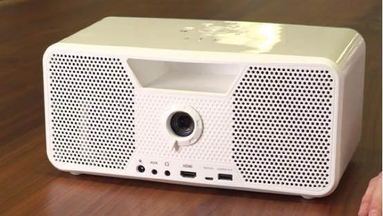 Flicks:既是便携投影仪 也是蓝牙音箱 售价600美元起「智能产品」