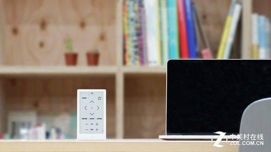 可自定义按键位置:索尼发布电子墨水技术新品遥控器「智能产品」