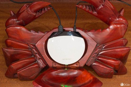 泰捷 WEBOX WE30:客厅智能电视的最佳伴侣 众测 第15张