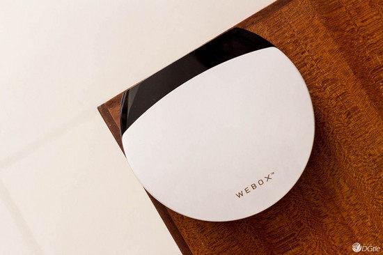 泰捷 WEBOX WE30:客厅智能电视的最佳伴侣 众测 第30张