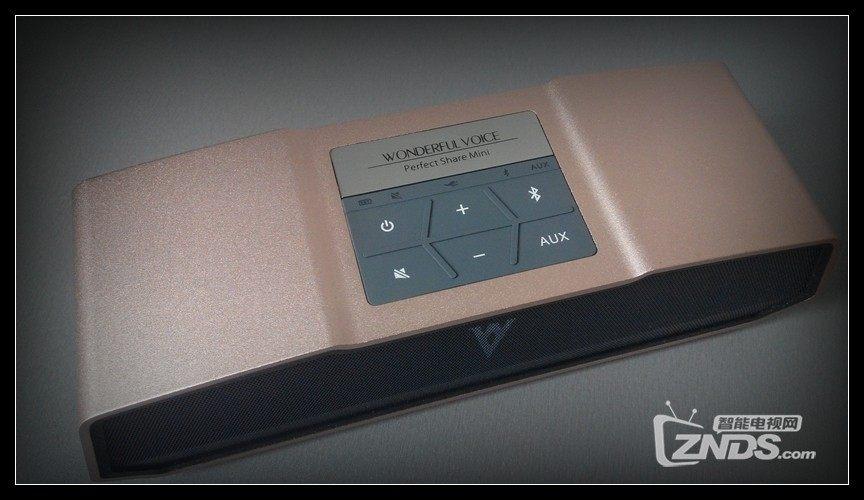 美妙之音PSM-I蓝牙音箱:重新定义微型无线音响 众测 第11张