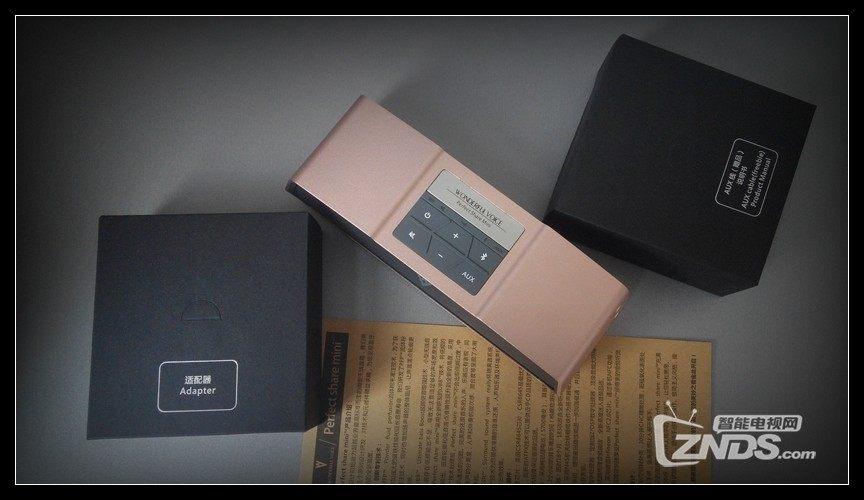 美妙之音PSM-I蓝牙音箱:重新定义微型无线音响 众测 第10张
