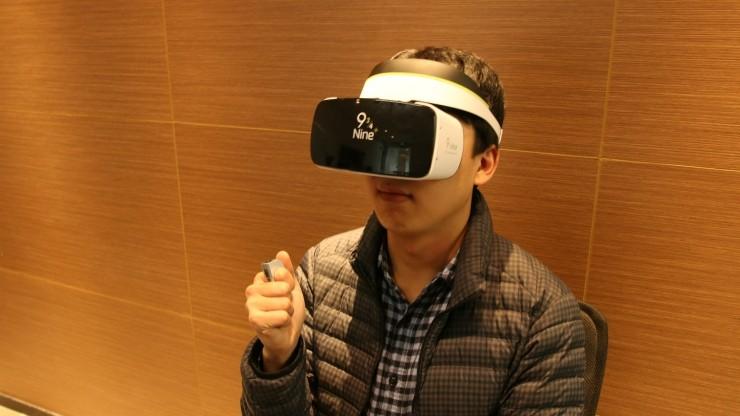 身临其境,九又 VR 一体机体验