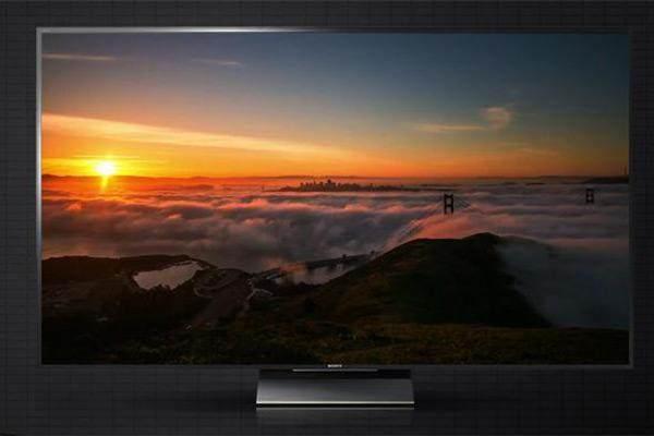 索尼史上最大电视来了 画质比上代强在哪?