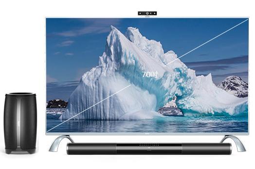 这货是电视?超大尺寸乐视TV Max70试玩