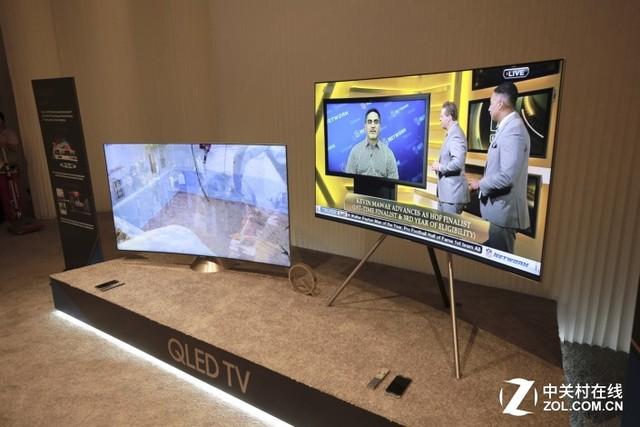 2017创新旗舰!三星全新QLED TV现场评测