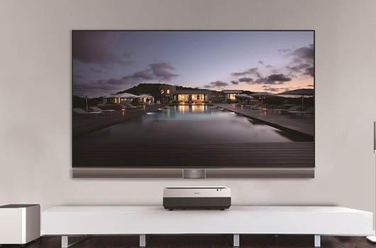 海信88吋4K激光电视首测 打造私人影院的最佳方案